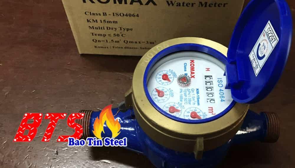 đồng hồ nước