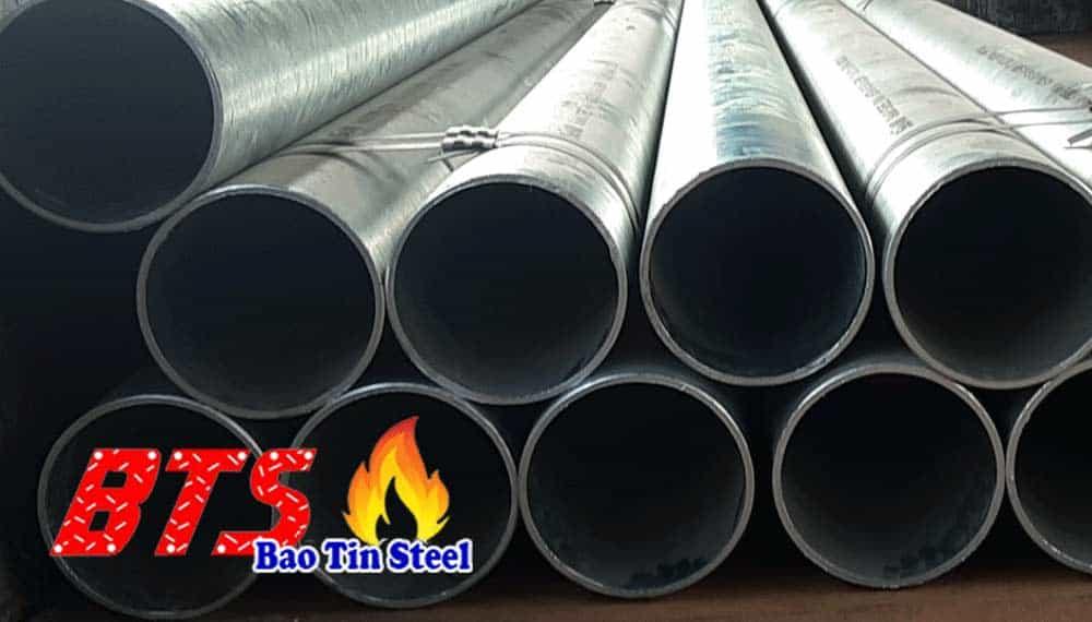 ống thép đen cỡ lớn Bảo Tín