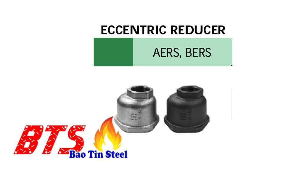 accentric reducer