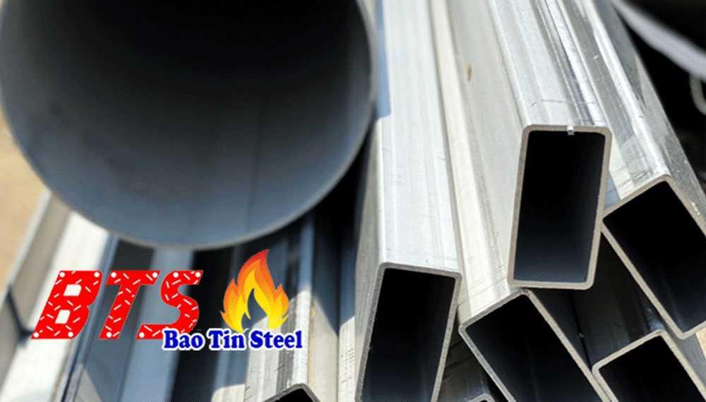 công thức tính trọng lượng ống thép