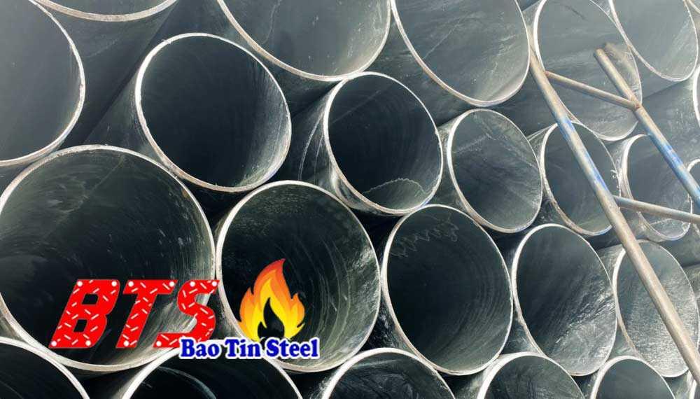 ống thép mạ kẽm DN400