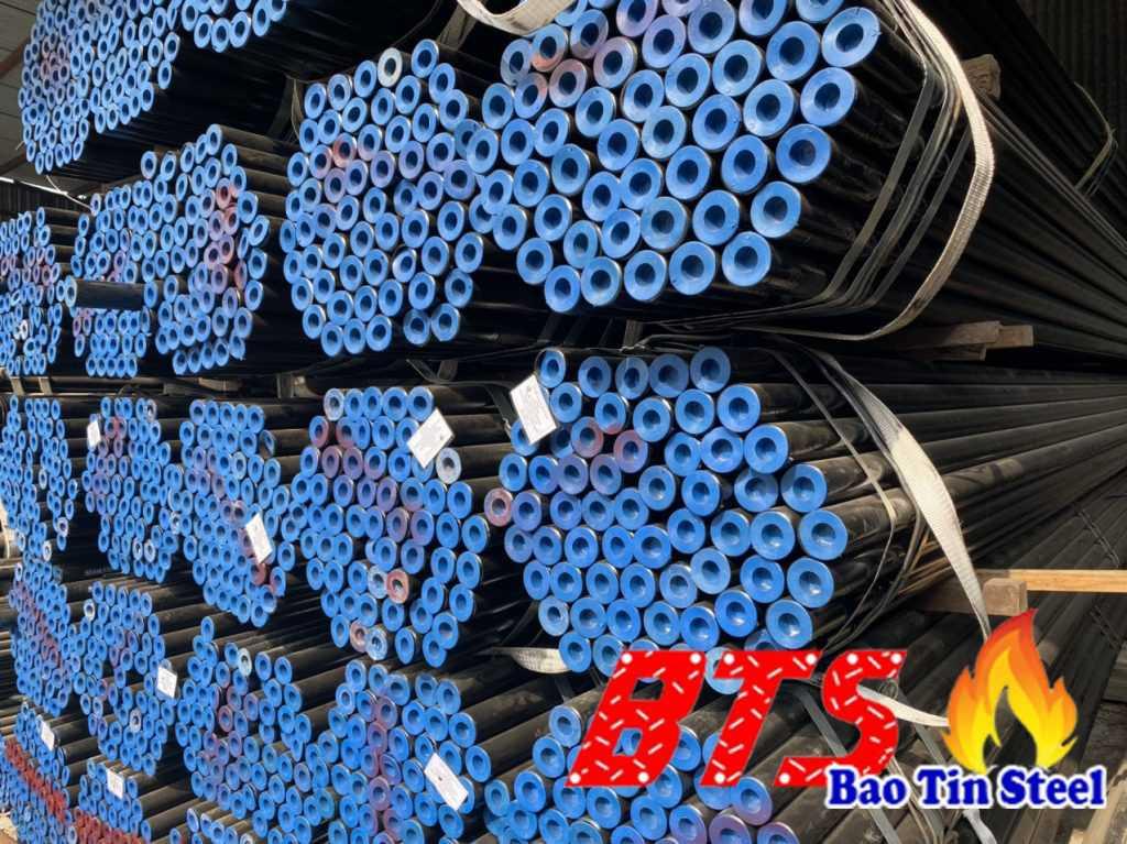 ống thép đúc nhập khẩu