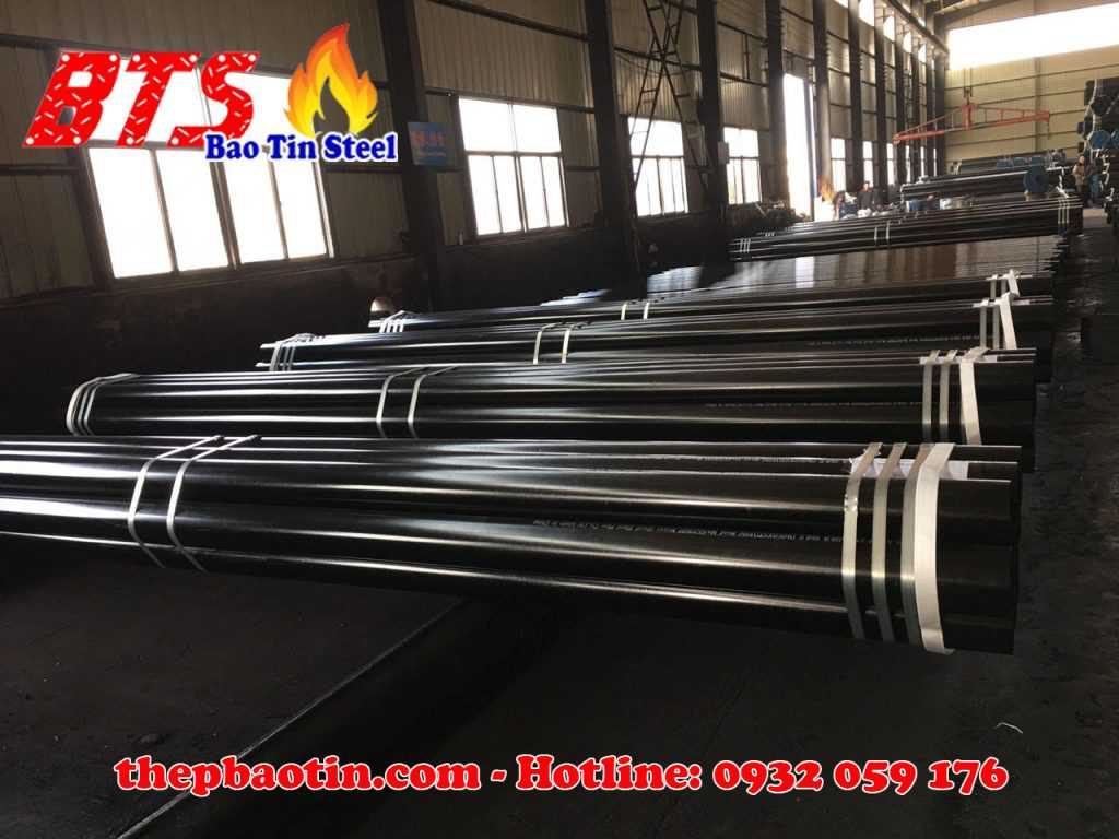 Steel pipe standards of Vietnam apply to seamless pipes