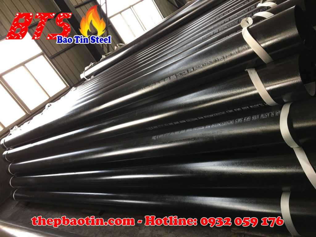 Seamless steel pipe in Hochiminh city