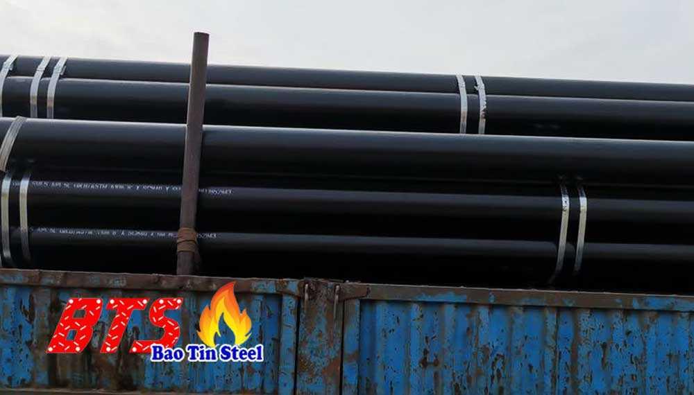 phân phối ống thép đen trên toàn quốc