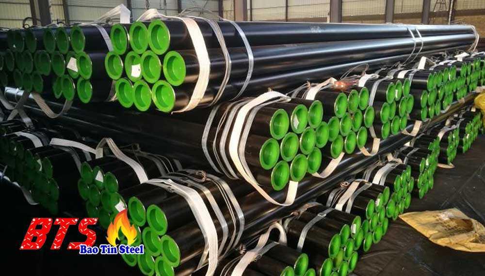 phân phối ống thép đúc trung quốc