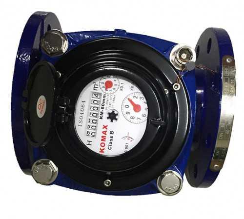 đồng hồ nước Komax